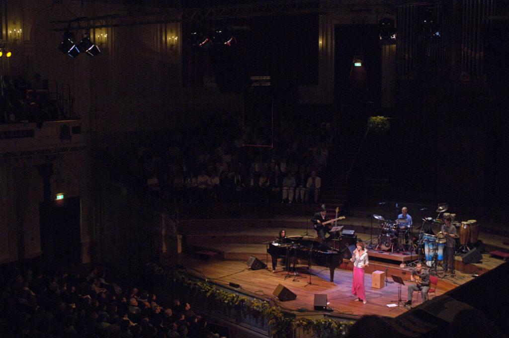 Josee Koning, Concertgebouw Amsterdam
