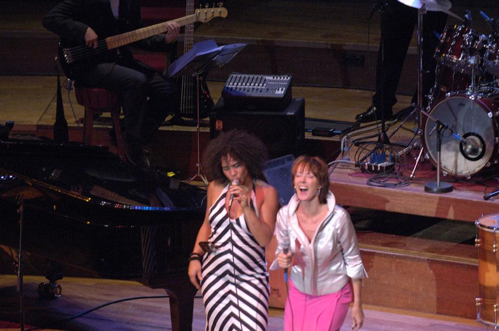 Josee & Lilian Vieira, Concertgebouw Amsterdam 2005