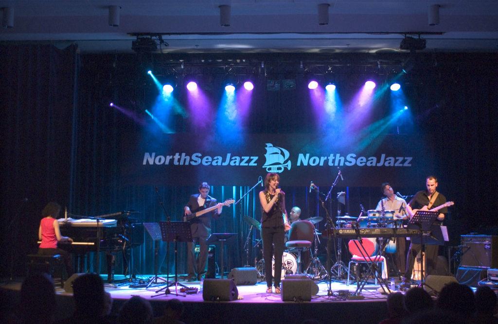Josee Koning, North Sea Jazz Festival 2004