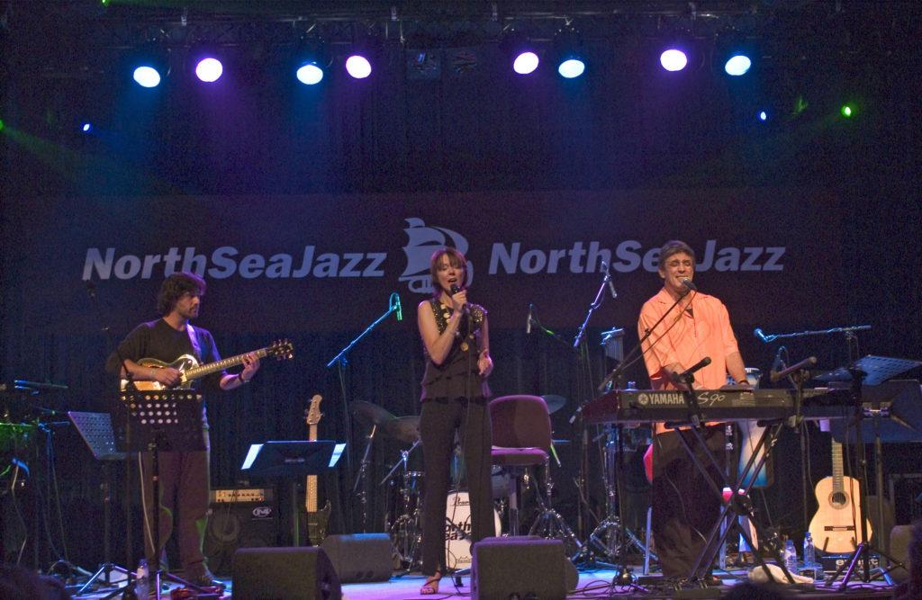 Leonardo Amuedo, Josee Koning, Ivan Lins, North Sea Jazz 2004