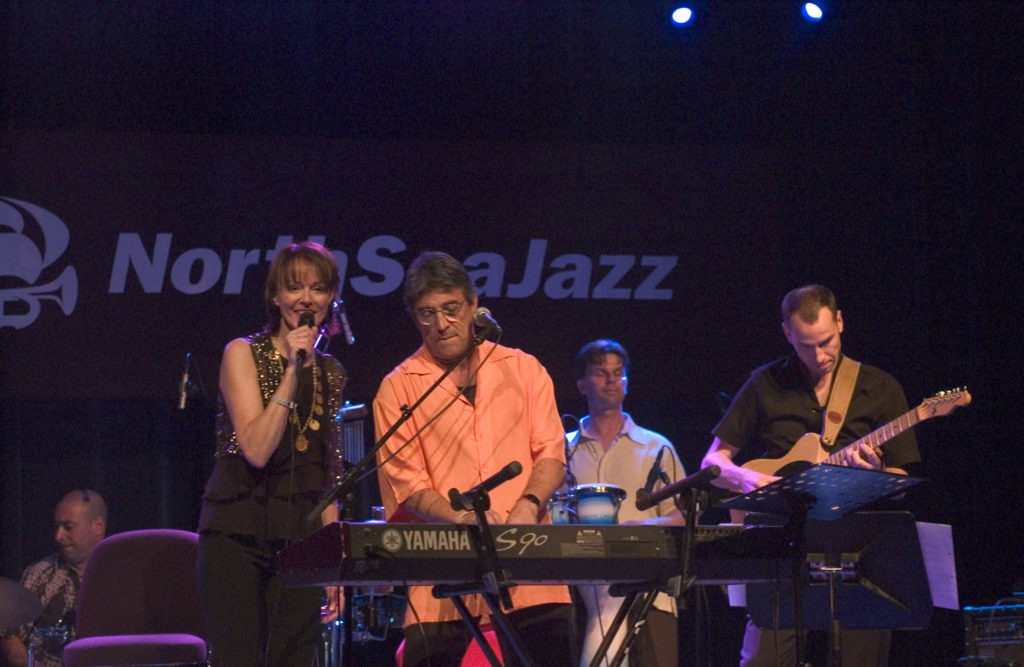 Josee Koning, Ivan Lins, North Sea Jazz 2004