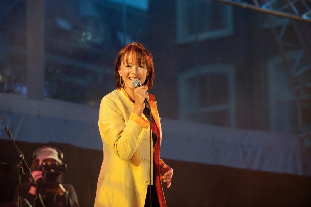 Josee op Haarlem Jazz