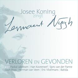 Josee Koning, CD Verloren en Gevonden met onbekend werk van Lennaert Nijgh