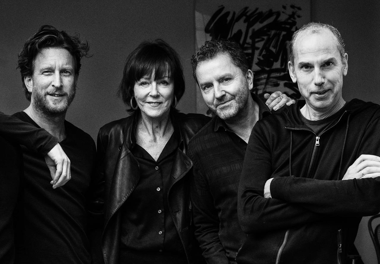 Jim de Groot, Josee Koning, Hans Vroomans, Ed Verhoeff